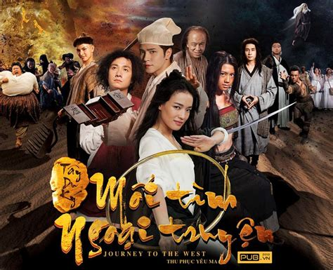 film mandarin stephen chow asian fantasy was come since journey to the west