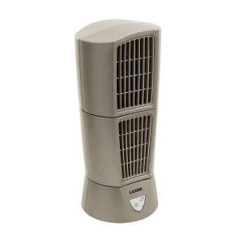lasko desktop wind tower fan in platinum 4910 the home depot