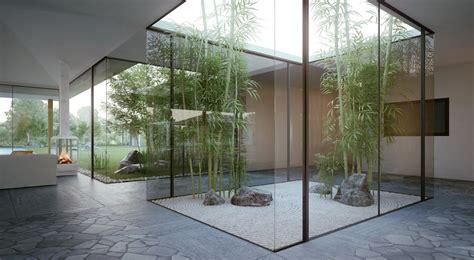 serene indoor zen garden  meditation indoor zen