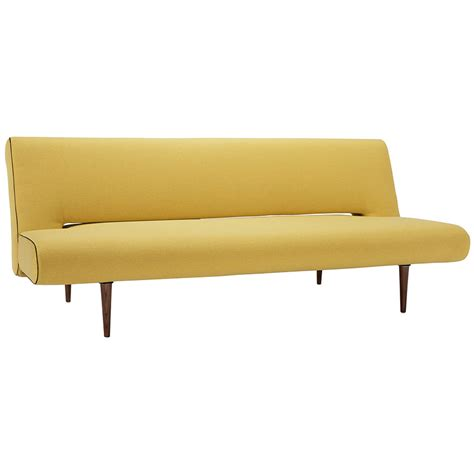 Yellow Sleeper Sofa Yellow Sleeper Sofa Deal Alert Yellow Leather Sofa Thesofa