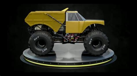 monster jam new trucks image dumptruck png monster trucks wiki fandom