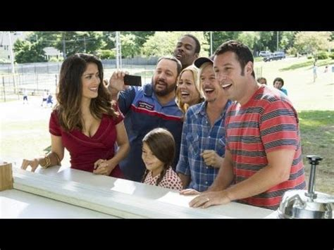 james king reviews grown ups 2 youtube