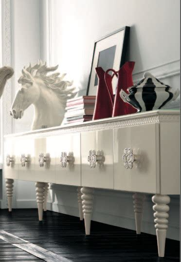 White Dining Room Sideboard by White Sideboard By Altamoda Eclectic Dining Room Other Metro By Imagine Living