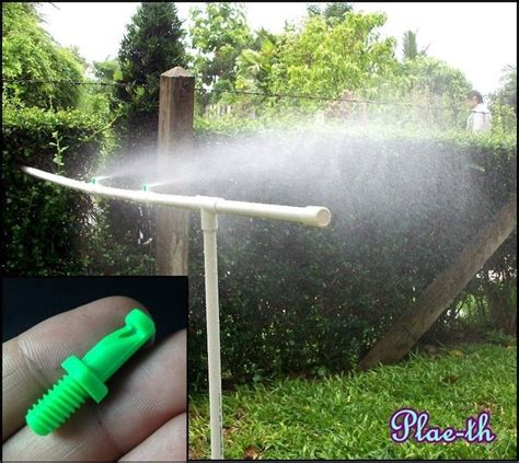 backyard sprinkler system details about sprinkler irrigation kit 180 176 watering
