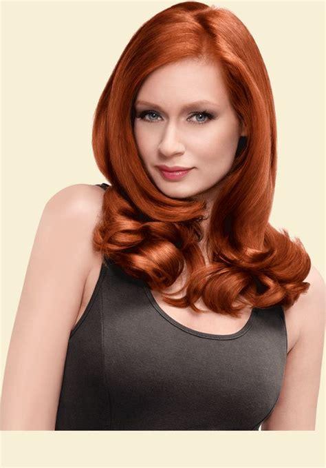 hair coloring ginger copper 6c dark copper blonde beauty pinterest blondes