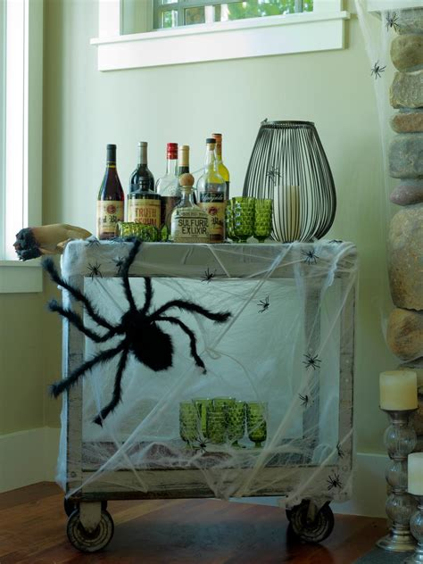 How To Decorate A Bar How To Create A Spooky Bar Diy