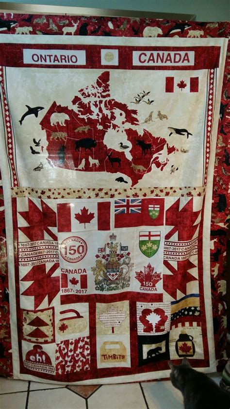 Patchwork Quilts Canada - 335 best quilts oh canada images on canada