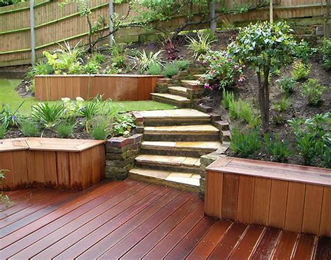 Landscaping For A Small Backyard by Small Modern Garden Design Simple Designs For Great