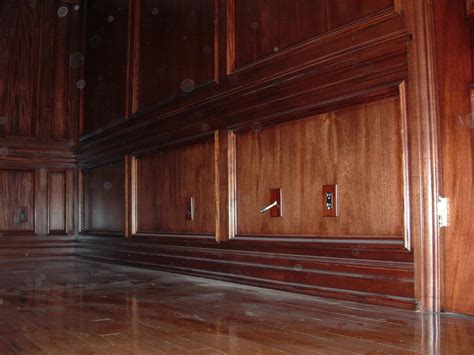 Real Wood Wainscoting Solid Wood Wainscoting Robinson House Decor
