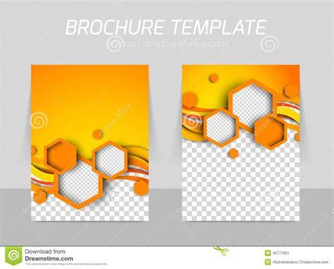 brochure background stock vector image 42777931