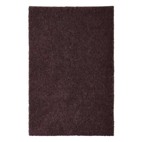 scotch 4 in x 6 in brown rectangle surface protection