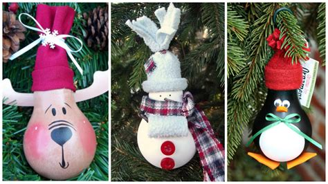acornos echos de material reciclable cuatro ideas para elaborar adornos de navidad con material