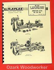 Atlas 618 Lathe Parts Ebay