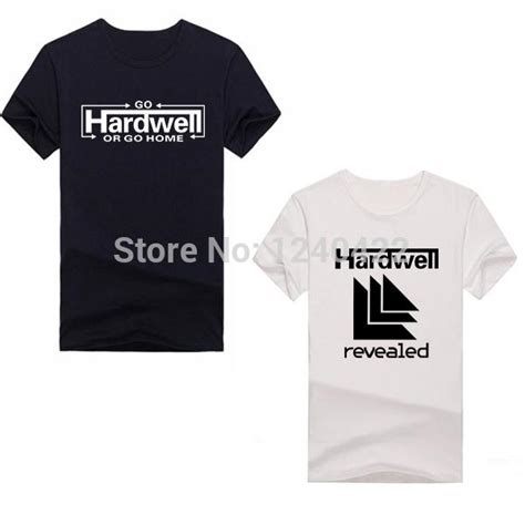 T Shirt Go Hardwell Go Home wholesale go hardwell or go home dj t shirts