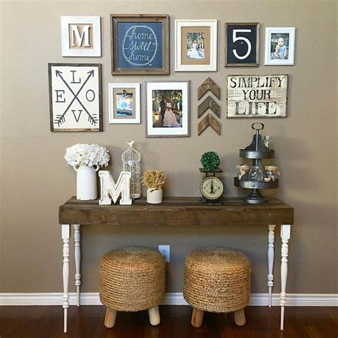 wall collage ideas best 25 rustic gallery wall ideas on rustic wall