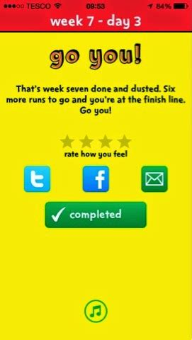 couch to 5k week 7 sounding like my mother couch to 5k week 7 the finish