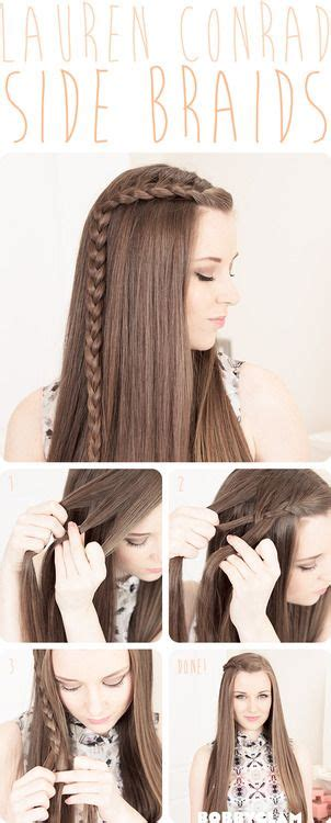 5 Minute Hairstyles For School by 15 5 Minute Hairstyles For School Pretty Designs