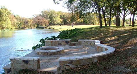 river pit the pit on the river at san marcos river ranch