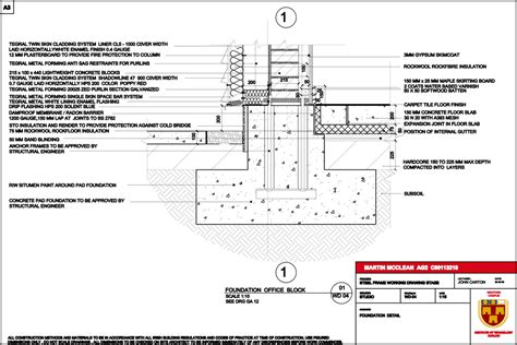 Free Architectural Plans by Industrial Building Martin Mcclean Architectural