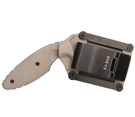tdi enforcement knife ka bar tdi enforcement fixed blade knife sportsman s