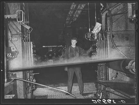 steel mill workers stock photos steel mill workers stock images alamy grow grow pittsburgh steel mill workers from the farm security administration