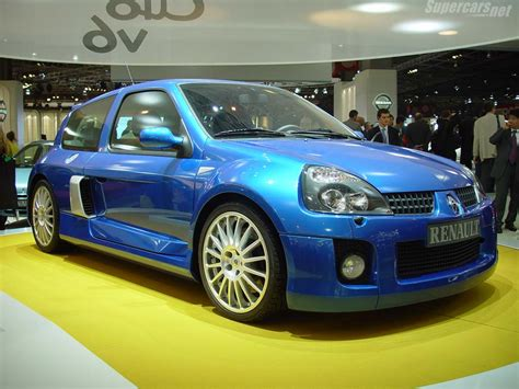 renault clio sport 2004 renault clio sport v6 new car price specification