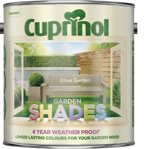 all weather l shades cuprinol garden shades 2 5l 4 years weather proof in