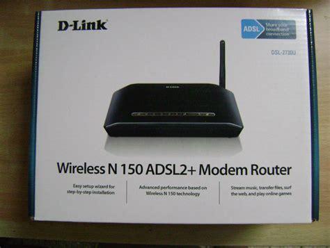 Modem Adsl Wifi D Link dlink adsl dsl 2730u n150 adsl2 wifi wireless modem