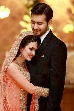 pakistani bride and groom photo shoot pakistani wedding poses