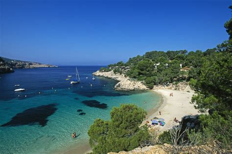 best beaches in ibiza 8 of the best beaches in ibiza london evening standard