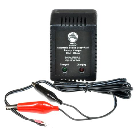 battery chargers direct 6 volt direct connect battery charger for razor bumper
