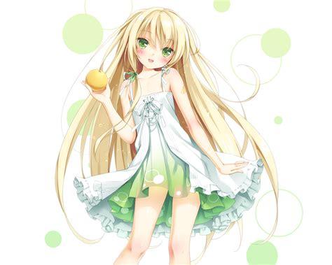 Peko Dress hair blush dress green original peko summer