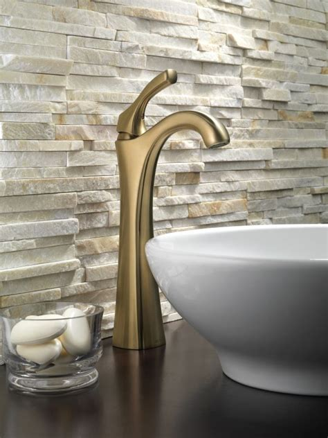 Faucet.com   792 CZ DST in Champagne Bronze by Delta