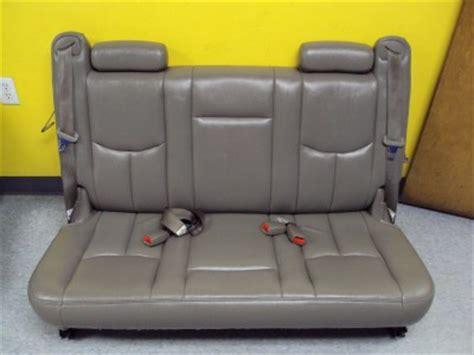 suburban 3rd row seat stuck upright chevy tahoe third row seat ebay upcomingcarshq
