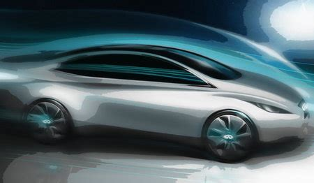 Infinity Auto Electric by Infiniti Plans To Unveil Electric Car By 2013