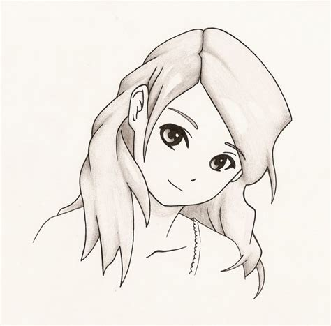 Sketches To Trace by Easy Anime Sketch Www Pixshark Images