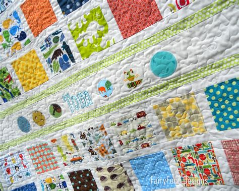 name pattern cannot finish with fairyface designs prince charming baby boy quilt finish