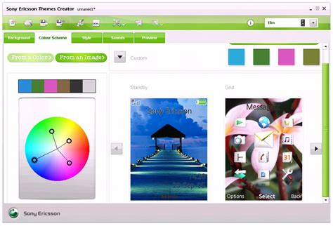 theme maker dawnload nokia symbian theme creator softwaredownload free software