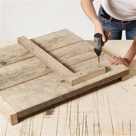 costruire una lada da tavolo r 233 aliser un banc avec des planches en bois galerie
