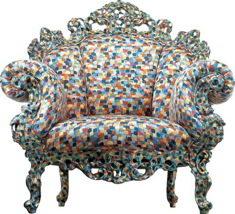 Proust Armchair by Proust Alessandro Mendini Sofas And Armchairs
