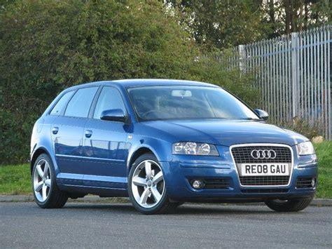 Audi A3 Blau by Used Audi A3 2008 Blue Paint Diesel 2 0 Tdi Sport 5dr