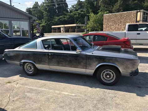 66 plymouth barracuda 1966 plymouth barracuda for sale classiccars cc