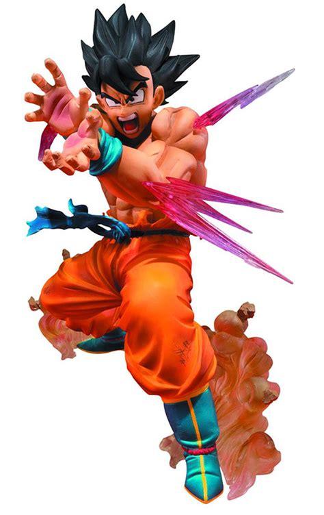 Figuarts Zero Goku goku z pvc statue figuarts zero at cmdstore