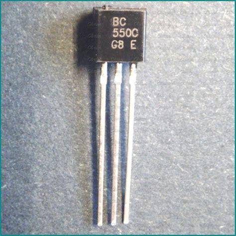 bc550 npn transistor 30pcs bc550 to 92 npn low noise transistor ebay