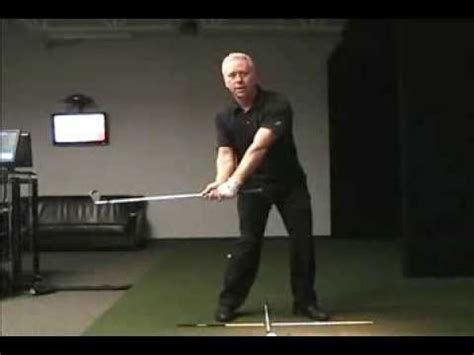 left shoulder pain golf swing online golf instruction left shoulder is the swing