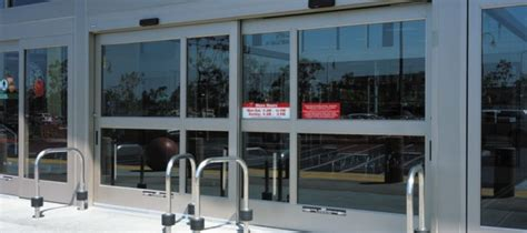 Stanley Automatic Sliding Glass Doors Automatic Sliding Door System For Carts And Carriages Stanley Access Technologies Llc