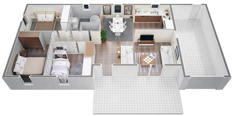 Plan Maison Moderne 3 Chambres by Plan Maison Moderne Plain Pied 3 Chambres Bricolage Maison