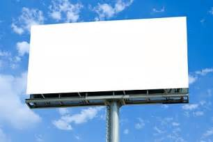 billboard template blank largescale outdoor billboard picture 2 free stock