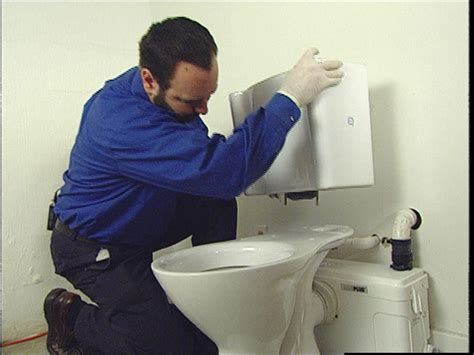 How To Make A Pipe Out Of Toilet Paper Roll - how to install a macerating system how tos diy