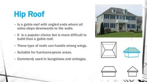 Hip Roof Advantages And Disadvantages Roof
